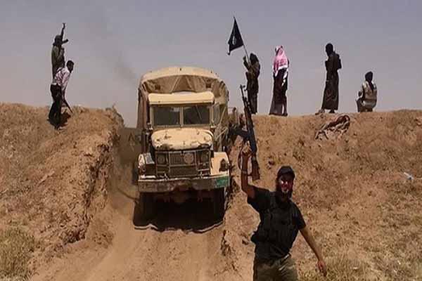 Irak'ta çatışma, 73 militan öldürüldü