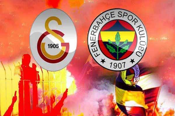 Galatasaray Fenerbahçe derbisi özet ve golleri izle