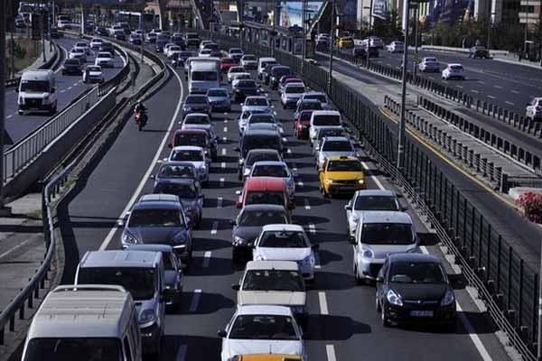 İstanbul'da kapalı olan yollar