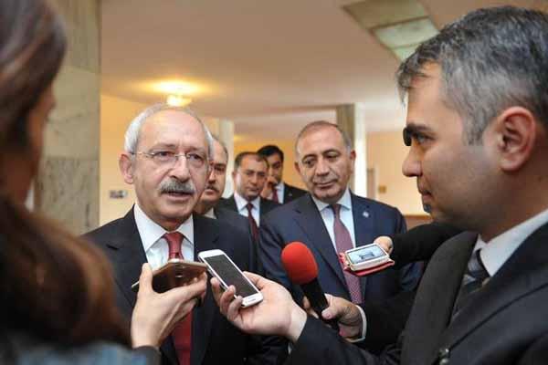 CHP Başkanı Kılıçdaroğlu'nun ilk mitingi nerede
