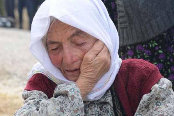 Ermenek'te en acılı Anneler Günü