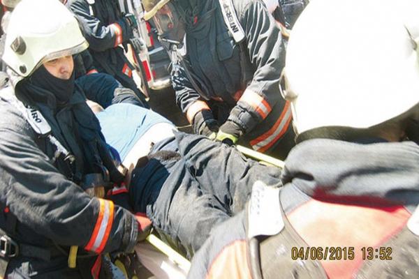 Yangın helikopterinin müdahalesi sonucu ölen itfayeci için İBB'ye 1 milyon TL'lik tazminat