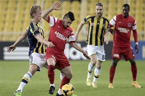 Fenerbahçe Mersin İdmanyurdu maçı canlı yayın bilgileri