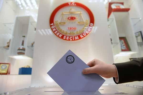 YSK'nın seçim yasakları Resmi Gazete'de yayınlandı