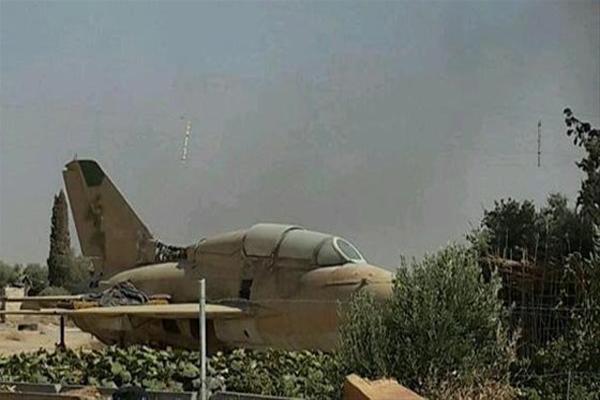 IŞİD savaş uçaklarını ele geçirdi