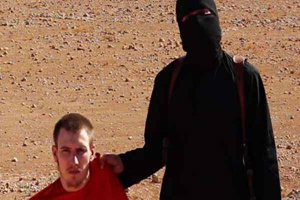 IŞİD, bir Amerikalıyı daha infaz etti