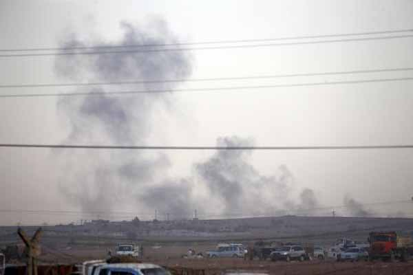 IŞİD'in düzenlediği intihar saldırısında 20 kişi hayatını kaybetti