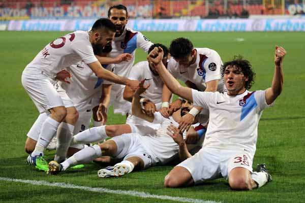 Trabzonspor 5 Mersin İdmanyurdu 1