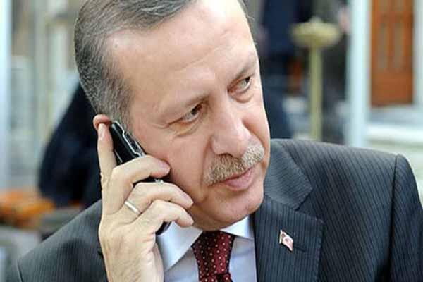 Cumhurbaşkanı Erdoğan'dan Mutlu Kaya'nın babasına geçmiş olsun telefonu