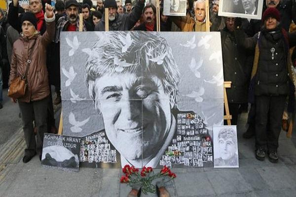 Hrant Dink cinayetinde 2 sanık tahliye edildi