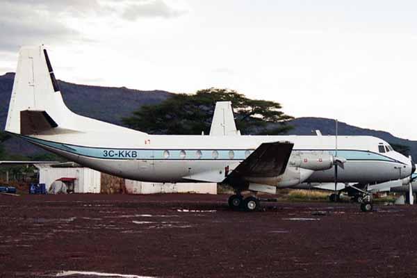 Sudan'a yardım götüren BM uçağı düştü