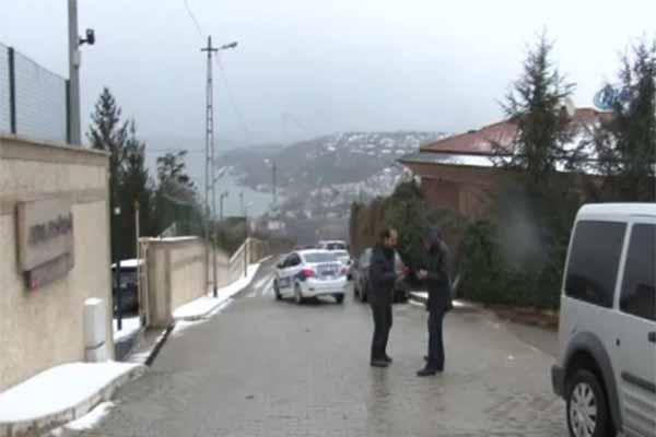 Aziz Yıldırım'ın sokağında bomba alarmı