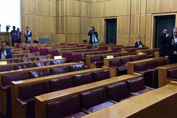HDP grup toplantısına ziyaretçilerin girişi yasaklandı