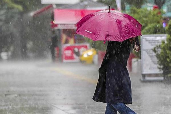 Yurt genelinde hava durumu 10 Aralık 2016