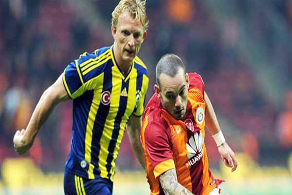 Fenerbahçe'den Galatasaray'a büyük jest