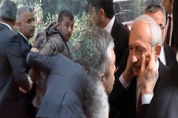 Kemal Kılıçdaroğlu'na yumruk atan kişiye verilecek ceza belli oldu