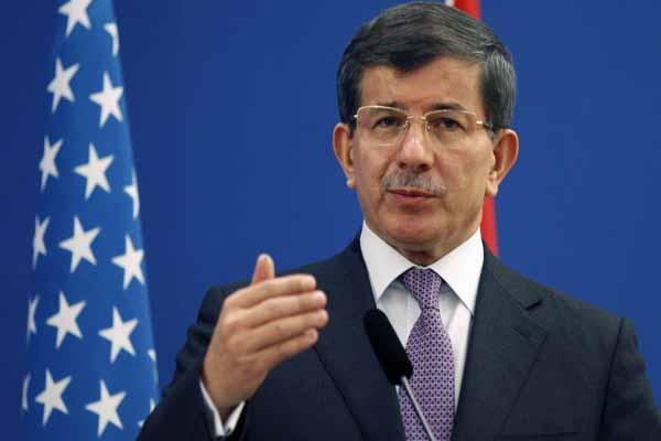 Başbakan Davutoğlu'ndan Kobani açıklaması
