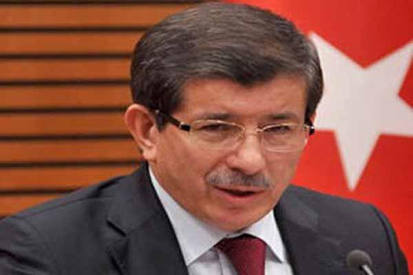 Başbakan Ahmet Davutoğlu, Barack Obama ile görüştü