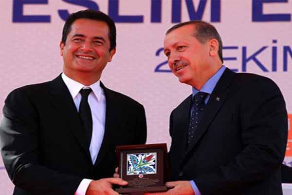 Acun Ilıcalı'dan Cumhurbaşkanı Erdoğan açıklaması