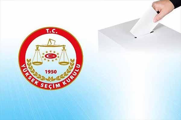 Partiler milletvekili aday listelerini bugün YSK'ya son kez sunacak