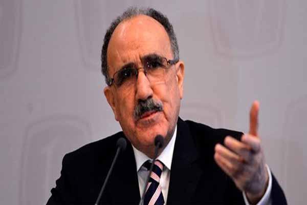 Beşir Atalay duyurdu, 'AKP'nin son oy oranı yüzde 47'dir'