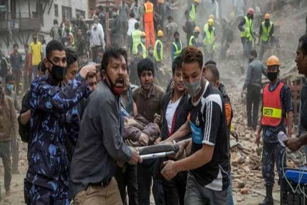 Türkiye, Nepal'e deprem yaralarını sarmaya gidiyor