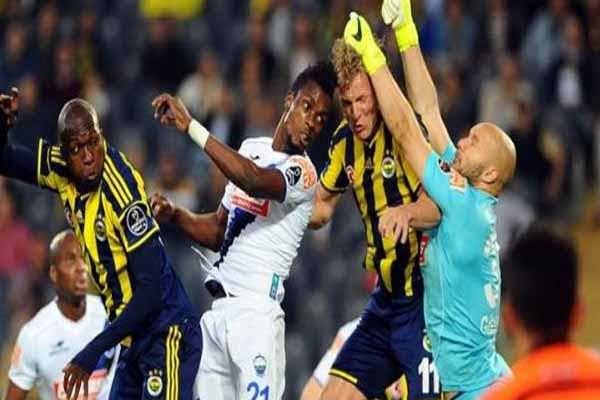 Fenerbahçe, Kayseri Erciyesspor karşısında büyük yara aldı