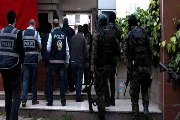 İstanbul'da bazı adreslere eş zamanlı operasyon düzenlendi