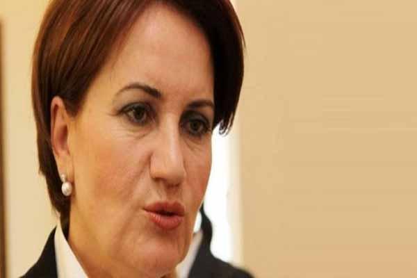 Meral Akşener'in suç duyurusuna yetkisizlik kararı verildi