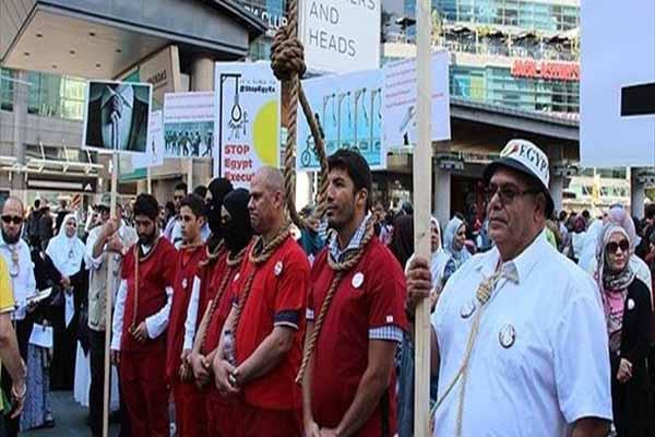 Mursi'ye verilen idam kararı Kanada'da tepkiyle karşılandı