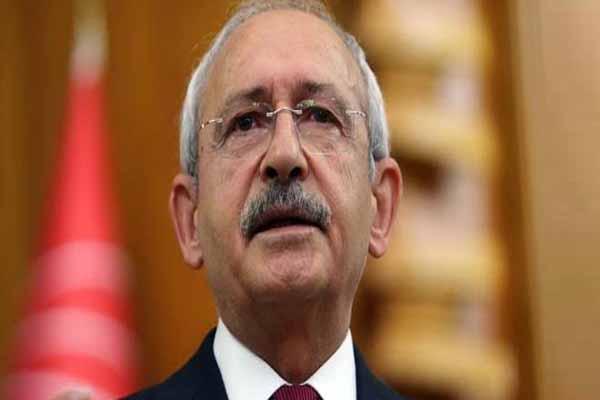 CHP Genel Başkanı Kılıçdaroğlu, Selahattin Demirtaş'ı aradı