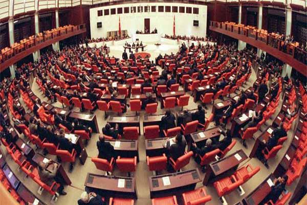 Meclis'te görüşülecek İç Güvenlik Paketi ertelendi