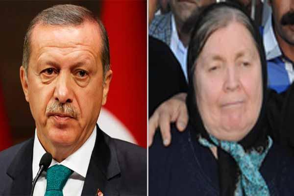 Cumhurbaşkanı Erdoğan Hatice Cömert'e dava mı açtı