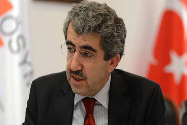 ÖSYM Başkanı Ali Demir'den önemli açıklamalar