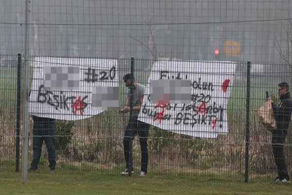 A Milli Futbol Takımı antrenman sırasında şok yaşadı