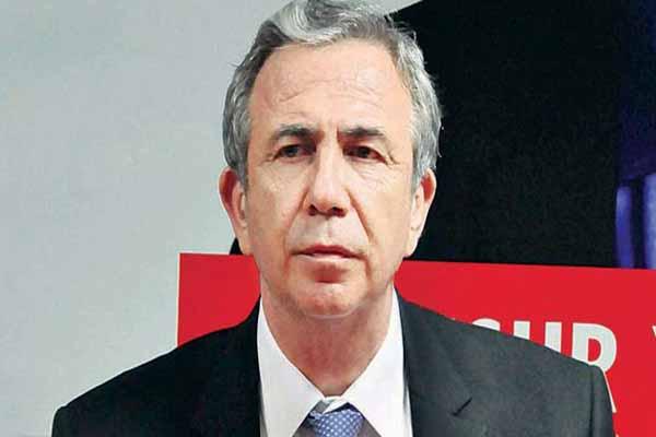 CHP'li Mansur Yavaş'tan flaş karar