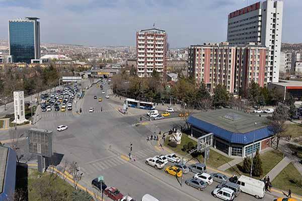 Ankara'nın meşhur meydanının adı değişti