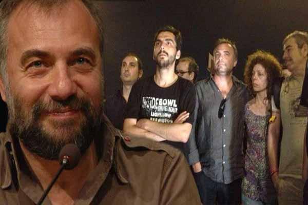 Oyuncu Oktay Kaynarca'dan şaşırtan 'Gezi' yorumu