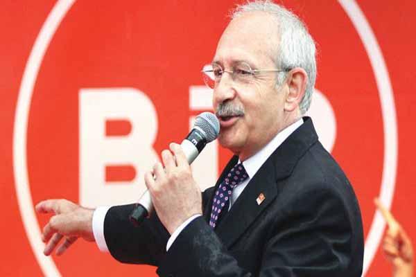 CHP lideri Kılıçdaroğlu Cumhurbaşkanı Erdoğan'a yüklendi