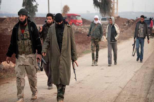IŞİD, sivillerin arasına karıştı