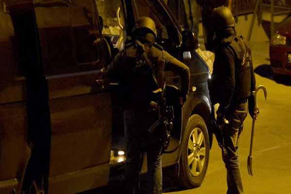 İstanbul'da hava destekli operasyon, 20 kişi gözaltına alındı
