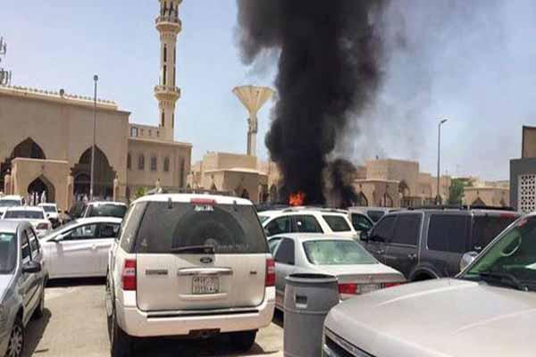 IŞİD, Şii camisine saldırı düzenledi