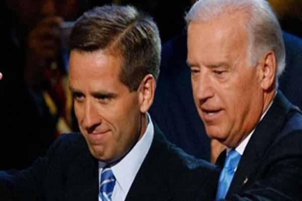 Joe Biden'in oğlu beyin kanserinden hayatını kaybetti