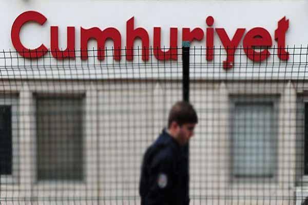 Cumhuriyet Gazetesi'ne operasyon, 11 kişi gözaltında