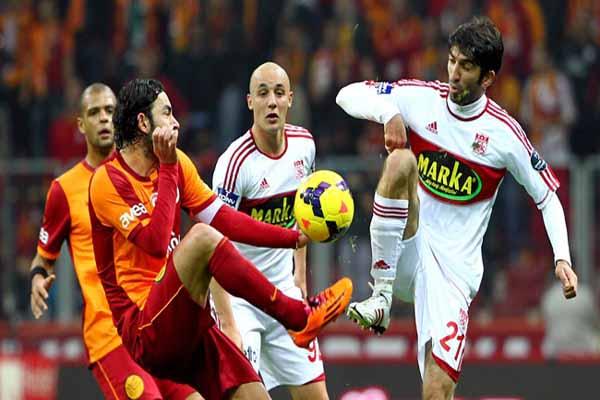 Sivasspor Galatasaray maçı canlı yayın bilgileri