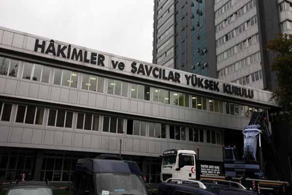 YSK, HSYK kesin sonuçlarını açıkladı