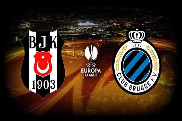Beşiktaş Club Brugge canlı yayın maç bilgileri