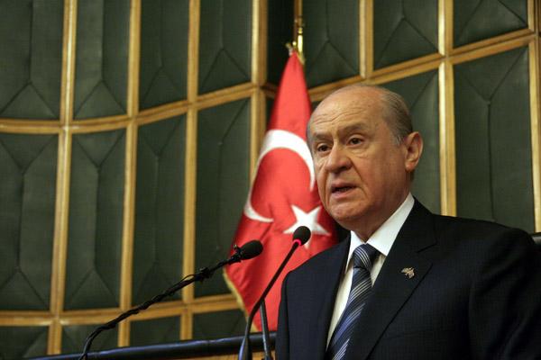 MHP lideri Bahçeli genel seçimler için önemli bir taktik hazırladı