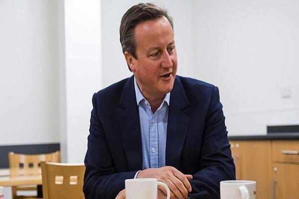 Cameron Türkiye'nin AB'ye üyelik süreciyle ilgili konuştu