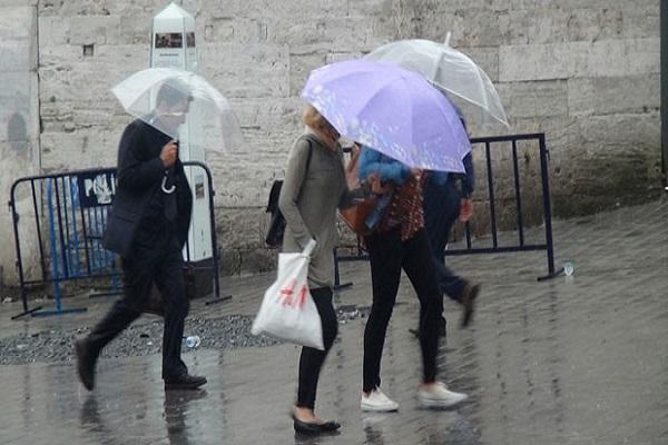 Meteorolojiden yurdun geneli için sağanak yağış uyarısı yapıldı